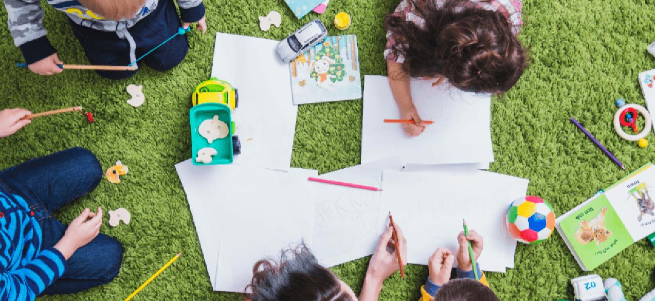 ATB com projeto piloto para crianças do pré-escolar